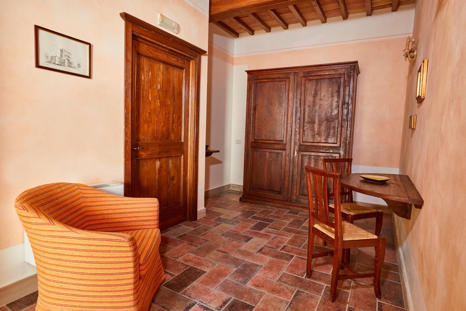 Ambra Appartamento in Umbria con piscina